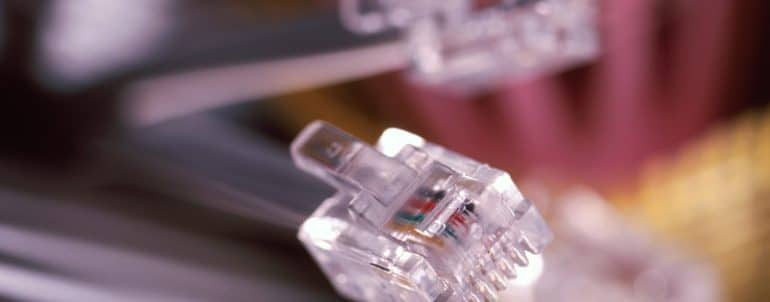 RJ11 cable