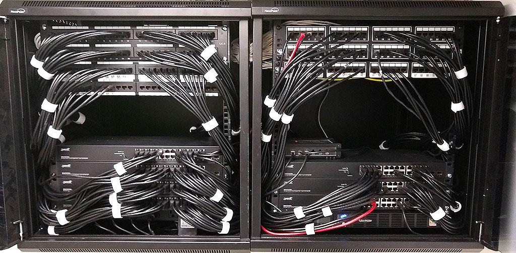 Dual Rack Install