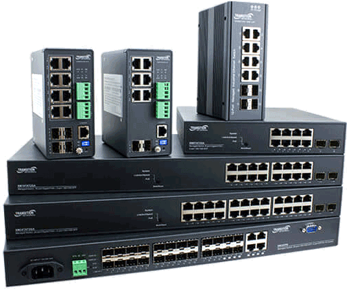 Transition Networks server