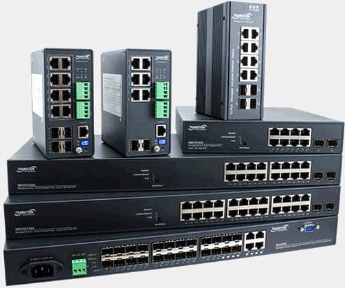 Transition Networks server