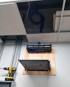 Simple Cat6 Cabling