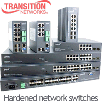 Transition Networks Switches