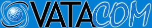 Vatacom Logo Blue