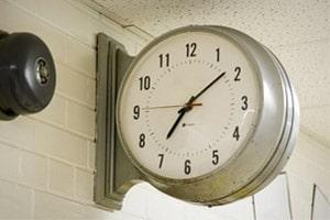 K-12 Clock