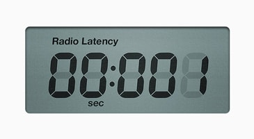Low Radio Latency